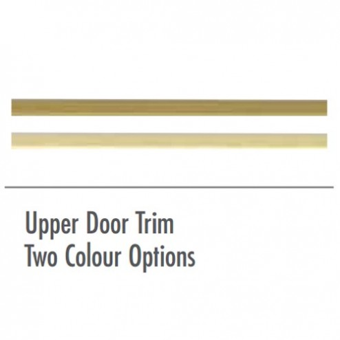 Napoleon Fireplaces GDIUT-G Upper or lower door trim gold plated 24k