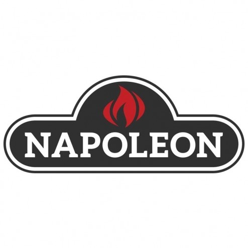 Napoleon PRPE MIRRO-FLAME Porcelain Reflective Radiant End Panels (for see-thru units)