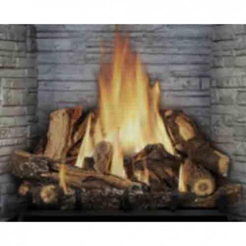 Napoleon B35NTL Burner Assembly, Oak Log Set Configuration (Natural Gas)