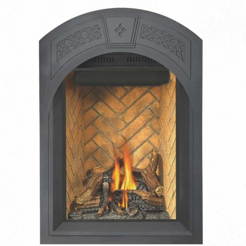 Napoleon GD82NT Park Avenue top vent Natural gas fireplace