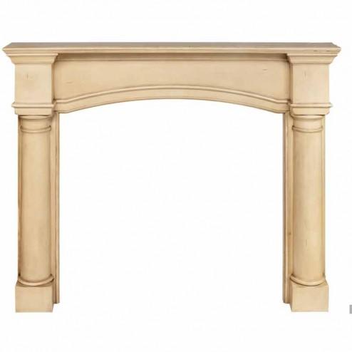 Pearl Mantels  The Princeton Fireplace Mantel