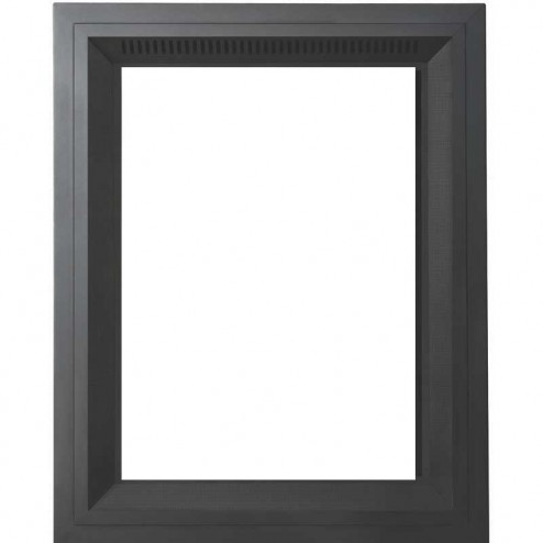 Napoleon RFK82-1SB Rectangular facing kit painted black