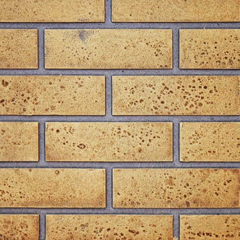 Napoleon GD807-KT Decorative brick panels and hearth strip sandstone
