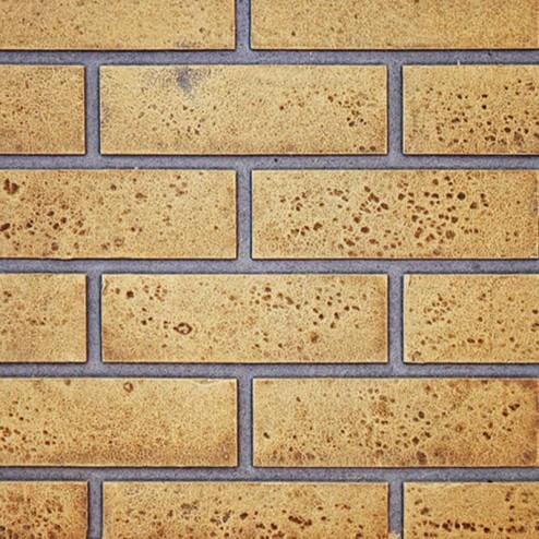 Napoleon Fireplaces GI820KT Sandstone Brick Panels /Bay door