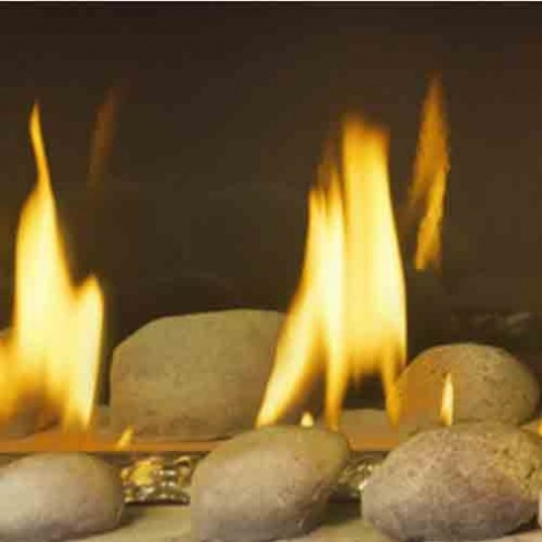 Napoleon SFKL Shore Fire Kit, Mixture of Rocks, Sand, Vermiculite & Glass