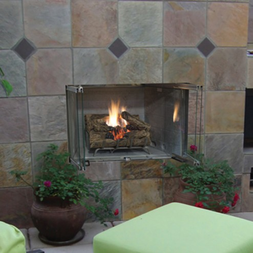 IHP Superior VRE3000 Vent Free Outdoor Firebox