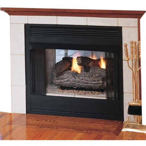 IHP Superior VRT4300 Universal Multiview Vent Free Gas Firebox