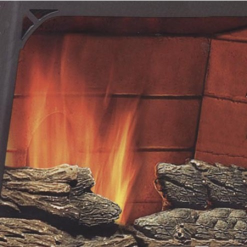 Napoleon NPL41 Pellet Stove Decorative Log Set