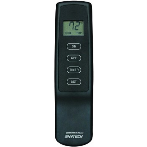 Skytech SKY-1410TH 110 Volt Electric  Fireplace Remote Control