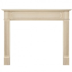 "Pearl Mantels 50"" Alamo Fireplace Mantel 111-50"