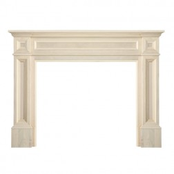 Pearl Mantels The Classique Fireplace Mantel