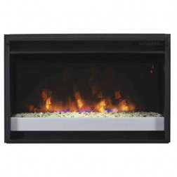 "Classic Flame 26EF031GPG-201 26"" Spectrafire Plus Contemporary Insert w/Safer Plug"