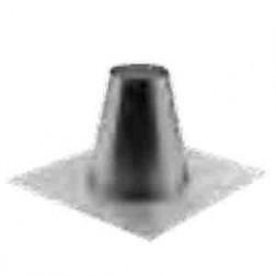 "Duravent 6GVFF 6"" Tall Cone Flat Flashing"