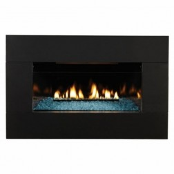 Empire VFLC28IN32N Loft Vent-Free NG Zero-Clearance Fireplace /28K BTU Burner & Cover/MV