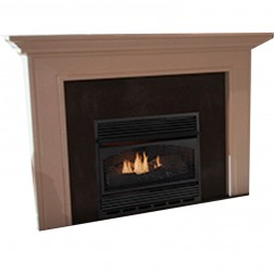 "IHP Superior VCM3026ZTN 26"" NG Fireplace w/T-Stat"