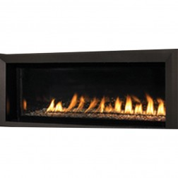 "IHP Superior VRL4543ZEP 43""LP VentFree Linear Fireplace"
