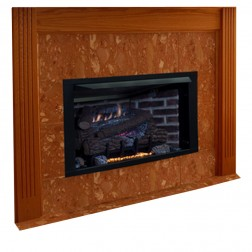 """IHP Superior VCT4036ZMN 36"""" NG VentFree MV Fireplace"""