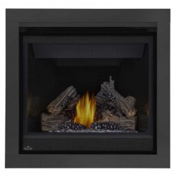 Napoleon Ascent 36 Direct Top/rear Vent Gas Fireplace