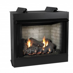 "Empire VFD32FB0F Deluxe 32"" Vent-Free Firebox /Flush Face"