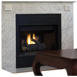 IHP Superior BRT2000 B-VENT Gas Fireplace