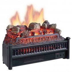 Comfort Glow ELCG240  Electric Log Set WITH HEATER Remote