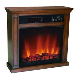 Comfort Glow EF5675R  The Ainsley Fireplace w/Quartz