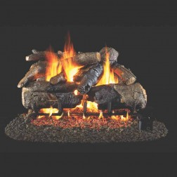 Real Fyre Charred American Oak (CHAO) Log set