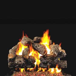Real Fyre Charred Royal English Oak(CHB) Log set