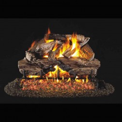Real Fyre Charred Cedar Oak(CHCR) Log set