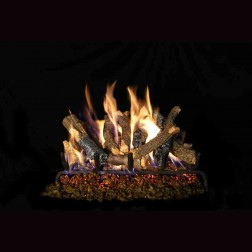 Real Fyre Charred Oak Stack(CHDS) Log set