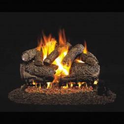 Real Fyre Charred Forest Oak(CHF) Log set