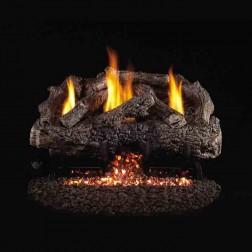 Real Fyre Charred Frontier Oak (CHFR) Vent Free Log set