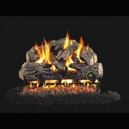 Real Fyre Charred Northern Oak(CHN) Log set