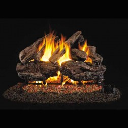 Real Fyre Charred Red Oak(CHRED) Log set