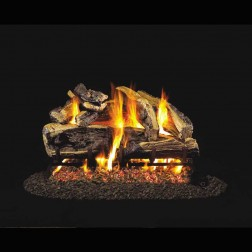 Real Fyre Charred Rugged Split Oak(CHRRSO) Log set