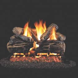 Real Fyre Charred Split (CHS) Log set