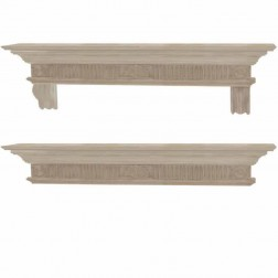 Pearl Mantels The Devonshire Shelf