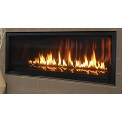 IHP Superior DRL6500 Direct Vent Linear Natural Gas Fireplace
