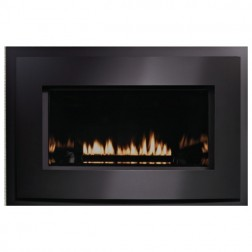 Empire DVL25FP32P Loft-25 Series Direct-Vent Propane Fireplace w/MV