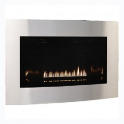 Empire DVL33FP32P Loft-33 Series Direct-Vent Propane Fireplace w/MV