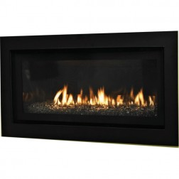 Empire DVLL41FP92P Boulevard Direct-Vent Contemporary Linear Propane-LP Fireplace