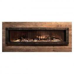 "Empire DVLL48BP92N Boulevard 48"" Direct-Vent Linear Contemporary Nat-Gas Fireplace"