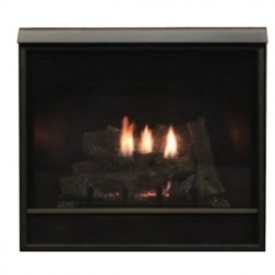 "Empire DVP42FP91N Tahoe Premium Direct-Vent 42"" Nat-Gas Fireplace /Multi-Func Remote & Blower"