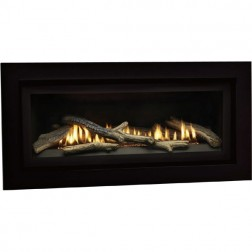Empire DVTL41BP90P Boulevard Direct-Vent Traditional Linear Propane-LP Fireplace