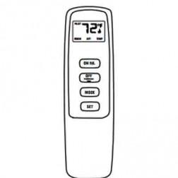 IHP Superior EF-TCHSRCK EcoFlow Touchscreen Remote, Electronic