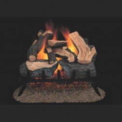 IHP Superior FMLR Manchester Oak Multi-View Vented Unitized Gas Logs Set