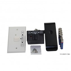 iFlame One button RF remote control kit IF-10 by Flame-tec