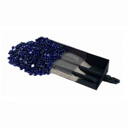 Real Fyre G45-GL Glass and Gems Burner System