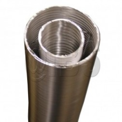 "Napoleon GD-330 Vent kit - 10 ft. (incl. 1 - 4""x10' + 1-7""x10"" flexible aluminum liner)"