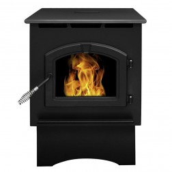 Pleasant Hearth Medium Pellet Stove PH35PS